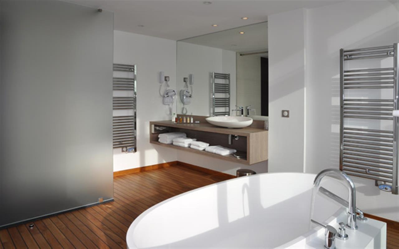 Chambre prestige vert bois   hotel oleron   hotels ile d'oleron ...