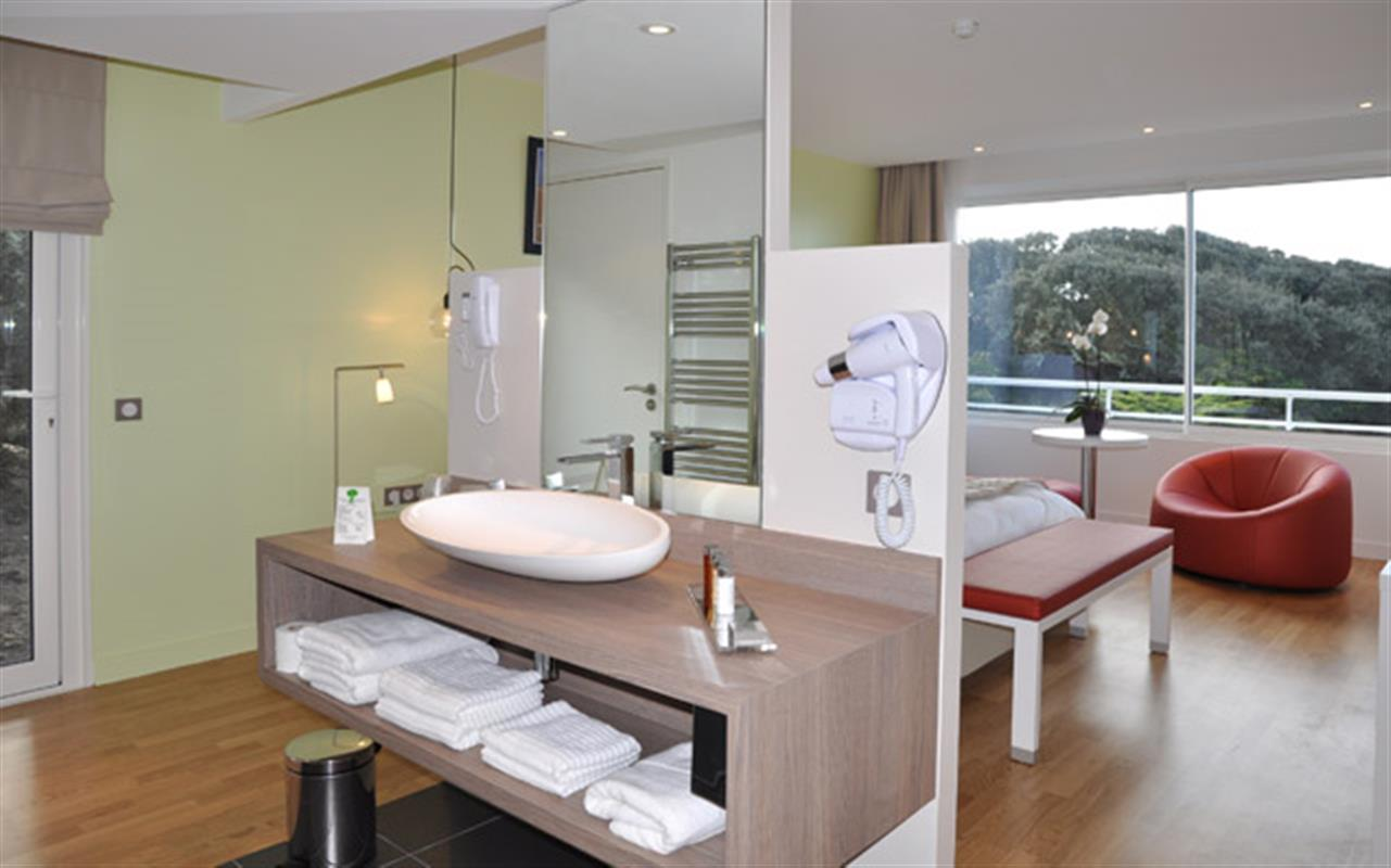 Chambre panoramique golf stream   hotel oleron   hotels ile d ...